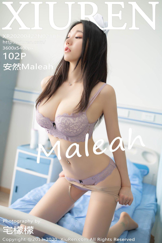 [XiuRen秀人网] 2020.04.22 No.2181 安然Maleah 护士主题写真 [102 1P] -第1张