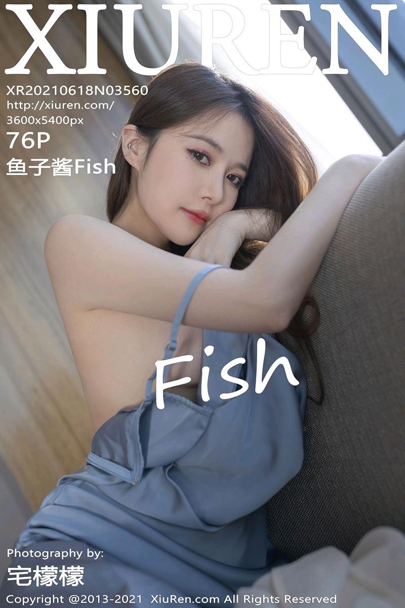 [XiuRen秀人网] 2021.06.18 No.3560 鱼子酱Fish [76+1P]