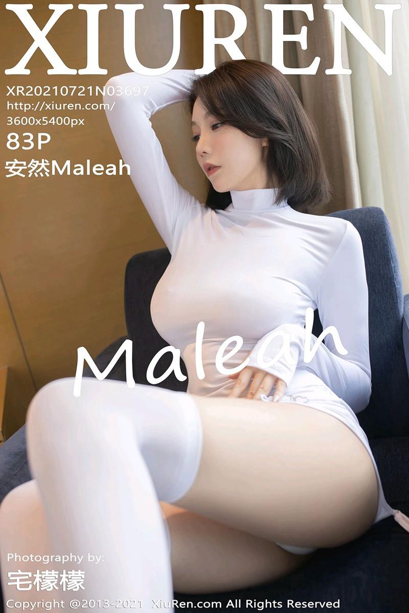 [XiuRen秀人网] 2021.07.21 No.3697 安然Maleah [83+1P]