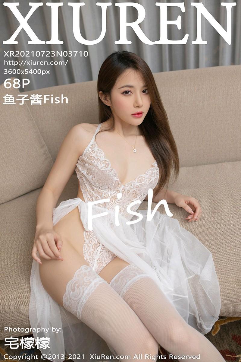 [XiuRen秀人网] 2021.07.23 No.3710 鱼子酱Fish [68+1P]