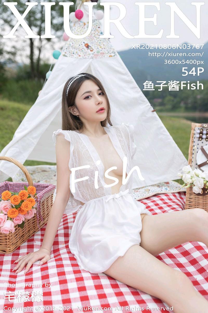 [XiuRen秀人网] 2021.08.06 No.3767 鱼子酱Fish [54+1P]