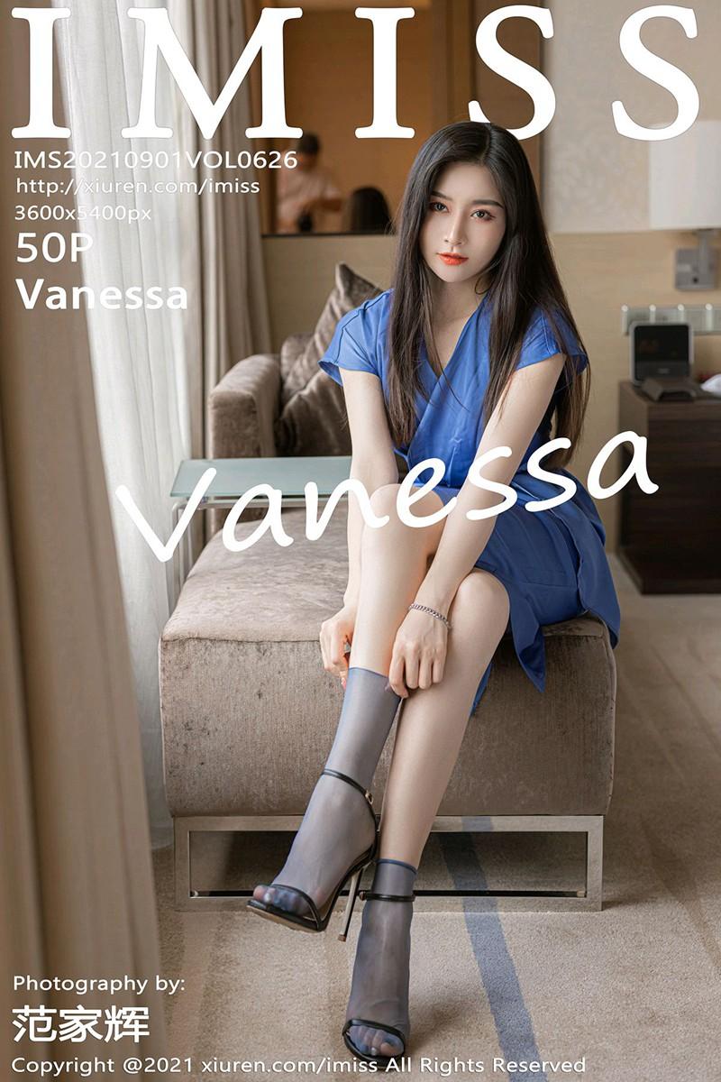 [IMISS爱蜜社] 2021.09.01 VOL.626 Vanessa [50+1P]