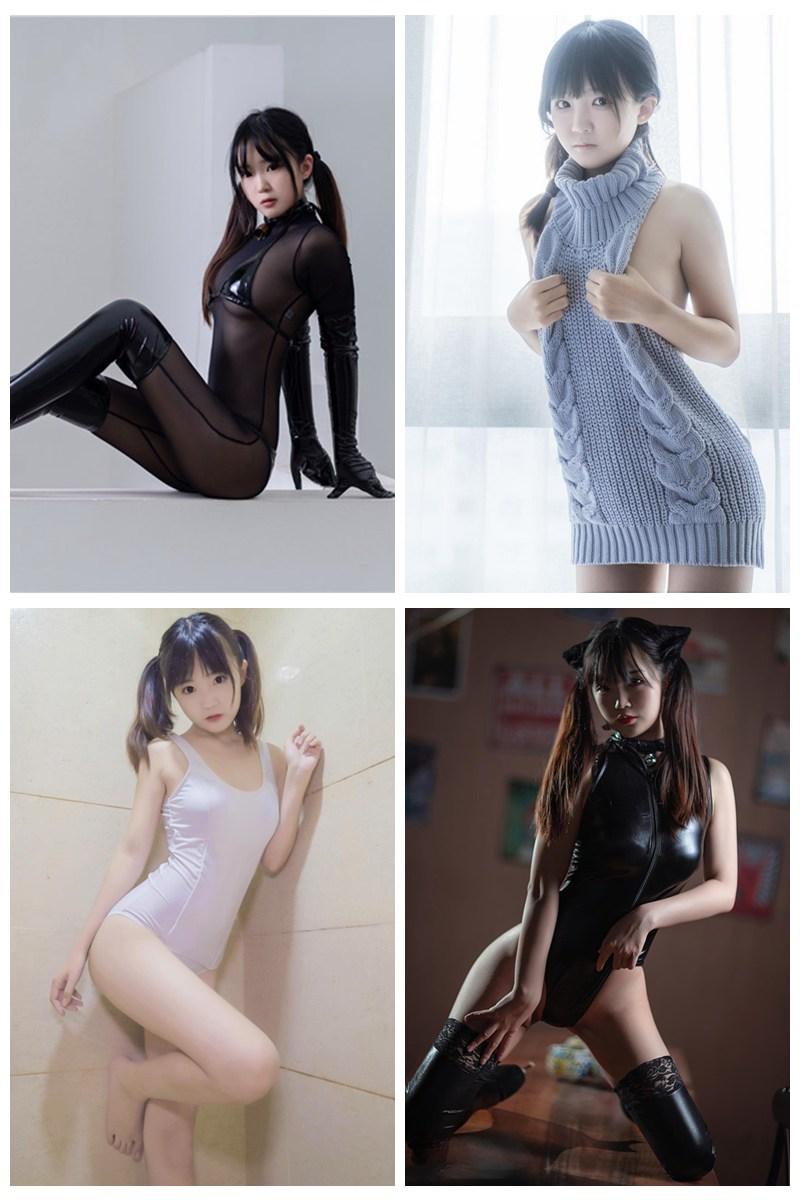 微博cos 御子Yumiko 官方套图合集 [7套] -第1张